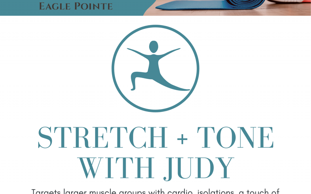 Stretch and Tone with Judy